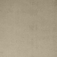 Dekostoff, Samt, Melon, 17021-010, beige
