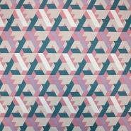 Deko, tisk, geometrijski, 15188-283