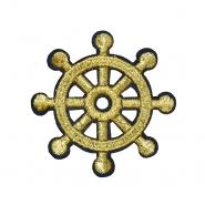 Prišivak, morski, 19269-001, zlatna