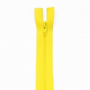 Reißverschluss, spiralig 20 cm, 4mm, 18304-510, gelb