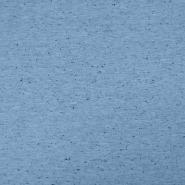 Jersey, melanž, 19164-003, modra