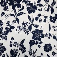 Saten, pamuk, cvjetni, 19328-108