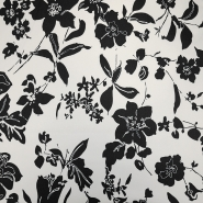 Saten, pamuk, cvjetni, 19328-169
