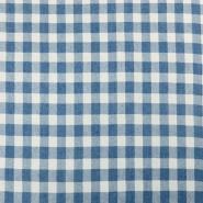 Jeans, srajčni, kare, 19350-106, modra