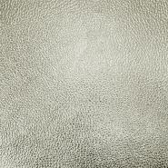 Umjetna koža Infiniti, 19384-08, srebrno-zlatna