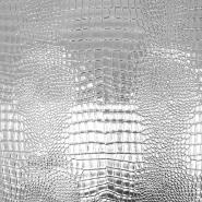 Kunstleder Macan, 19385-06, silbern