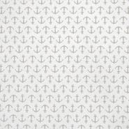 Deko žakard, morski, 16743-2, bež