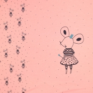 Prevešanka, otroški, 19430-002, roza