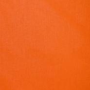 Bombaž, poplin, 16386-60, oranžna