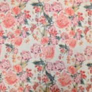 Tkanina, cvetlični, 19457-050