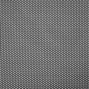 Bombaž, poplin, geometrijski, 19493