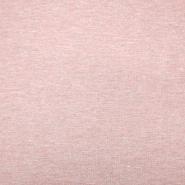 Jersey, Melange, 13336-244, rosa