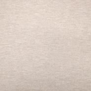 Jersey, Melange, 13336-243, grau-rosa