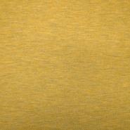 Jersey, melanž, 13336-249, oker