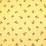 Deko, tisk, sadje, 19520-01