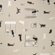 Deko, tisak, životinjski, 19529-90