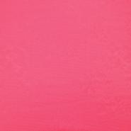 Jacquard, beidseitig, floral, 19418-5602B, rosa