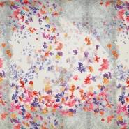 Jersey, viskoza, digital, cvetlični, 19389-36