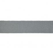 Traka, rips, 24 mm, 19022-1131, siva