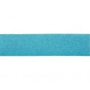 Elastikband, 25mm, Pailletten, 19567-31359, türkis