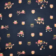 Chiffon, Polyester, tierisch, 19546-2
