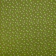 Jersey, Baumwolle, Sterne, 19096-3006, grün