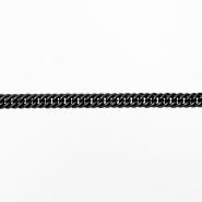 Kette, 16 mm, 19588-016, schwarz