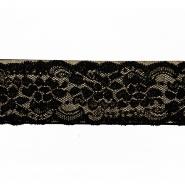 Trak, čipka na elastiki, 19600-2100, zlata