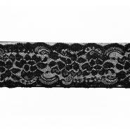 Band, mit Spitze, 19600-2101, silbern