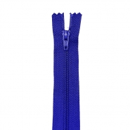 Reißverschluss, spiralig  40 cm, 04 mm, 18304-623, blau