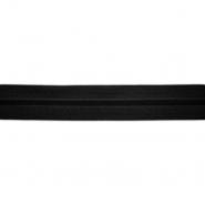Zadrga na meter, spiralna, 3mm, 19305-732, črna