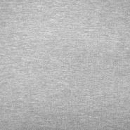 Jersey, melanž, 13336-036, siva