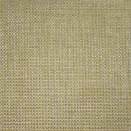 Dekostoff, Jacquard, Karo, 19615-003, gelb-beige