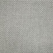 Deko žakard, karirast, 19621-600, siva