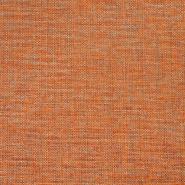 Dekostoff, Bellamia, 19601-019, türkis-orange