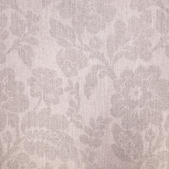 Dekostoff, Jacquard, floral, 19628-001, rosa