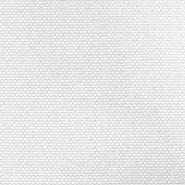 Deko žakard, melanž, 19633-100, bijela