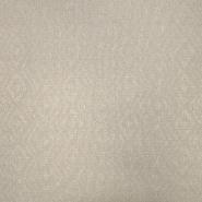 Deko žakard, geometrijski, 19641-007, bež
