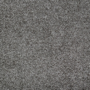 Deko, Samt, 19636-002, grau-braun