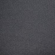 Deko žakard, melanž, 19633-602, tamnoplava