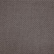 Deko žakard, karirast, 19621-603, smeđa