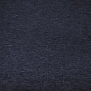 Jersey, melanž, 13336-253, temno modra