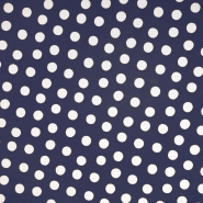 PVC za kišne kapute, točke, 19115-3001, plava