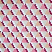Deko, tisak, geometrijski, 15188-285