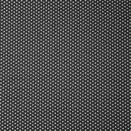 Pamuk, popelin, zvijezde, 19657-001, crna