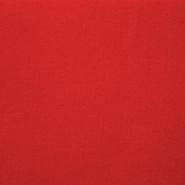 Sweatshirtstoff, flauschig, 18559-015, rot