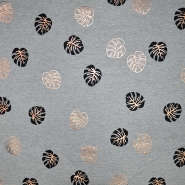 Triko materijal, čupav, priroda, 19678-011