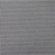 Tkanina, elastična, pepita, 19691-269
