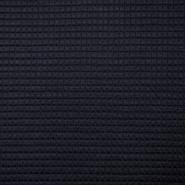 Wirkware, dicker, Karo, 19716-008, dunkelblau