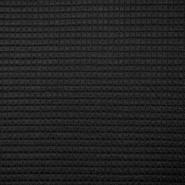 Pletivo, deblje, kare, 19716-069, crna